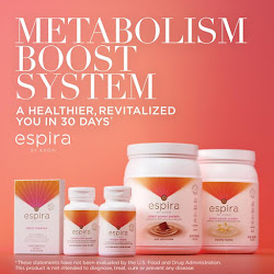 ESPIRA: BOOST YOUR METABOLISM IN 30 DAYS!