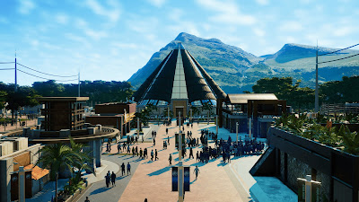 Jurassic World Evolution Game Screenshot 12
