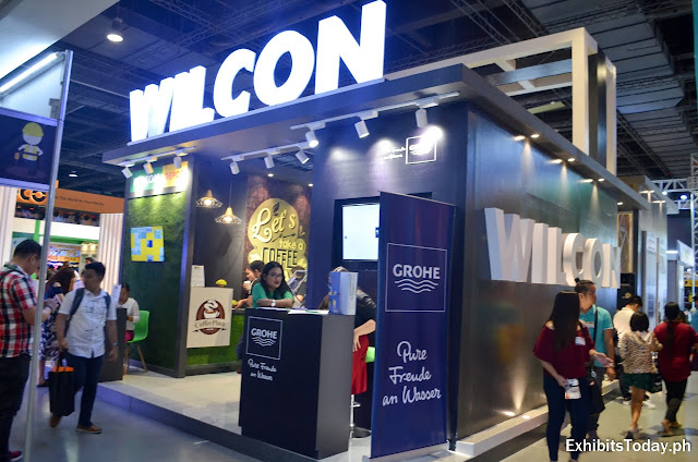 Wilcon Tradeshow Display