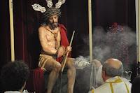 Bendición de Ntro Padre Jesús del Silencio