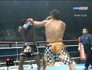 Buakaw Por. Pramuk vs Albert Kraus K-1 World MAX 2008