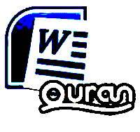 Cara mencantumkan ayat AlQur'an pada microsoft word