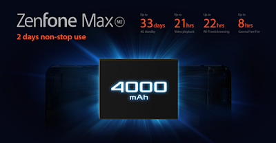 Asus Zenfone Max M2 Battery