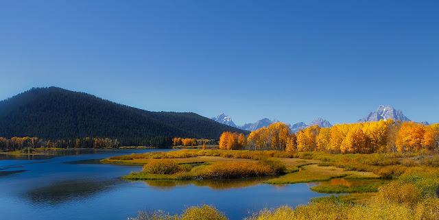 Grand Teton National Park Jackson Hole Wyoming