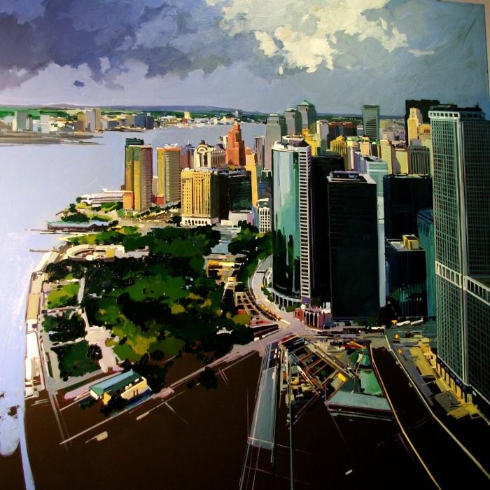 Энергия великих метрополий