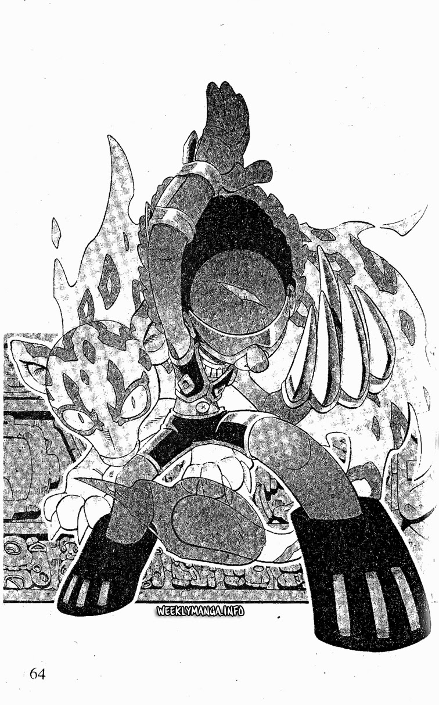Shaman King [Vua pháp thuật] chap 207 trang 7