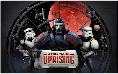 Star Wars Uprising v3.0.1 (MOD God Mode)