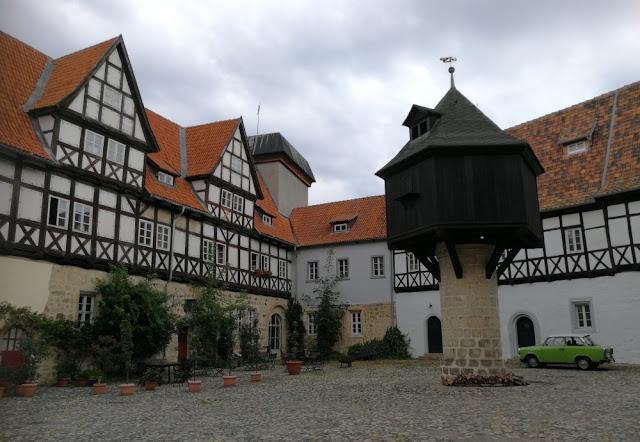Quedlinburg - Adelshof