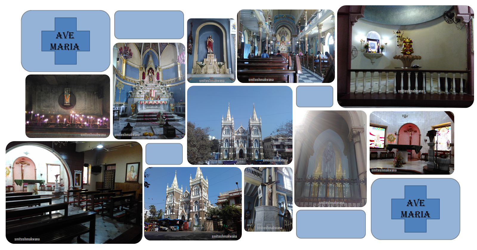 Basilica of Our Lady of the Mount, church Bandra