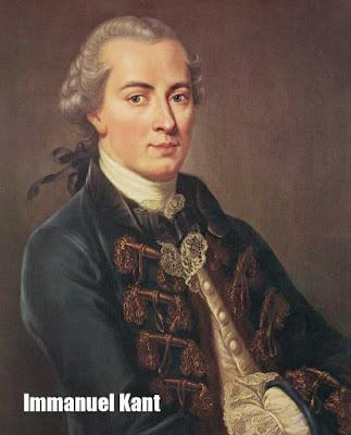Foto Immanuel Kant pencetus matematika