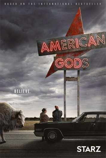 American Gods Temporada 1 Completa HD 720p Latino