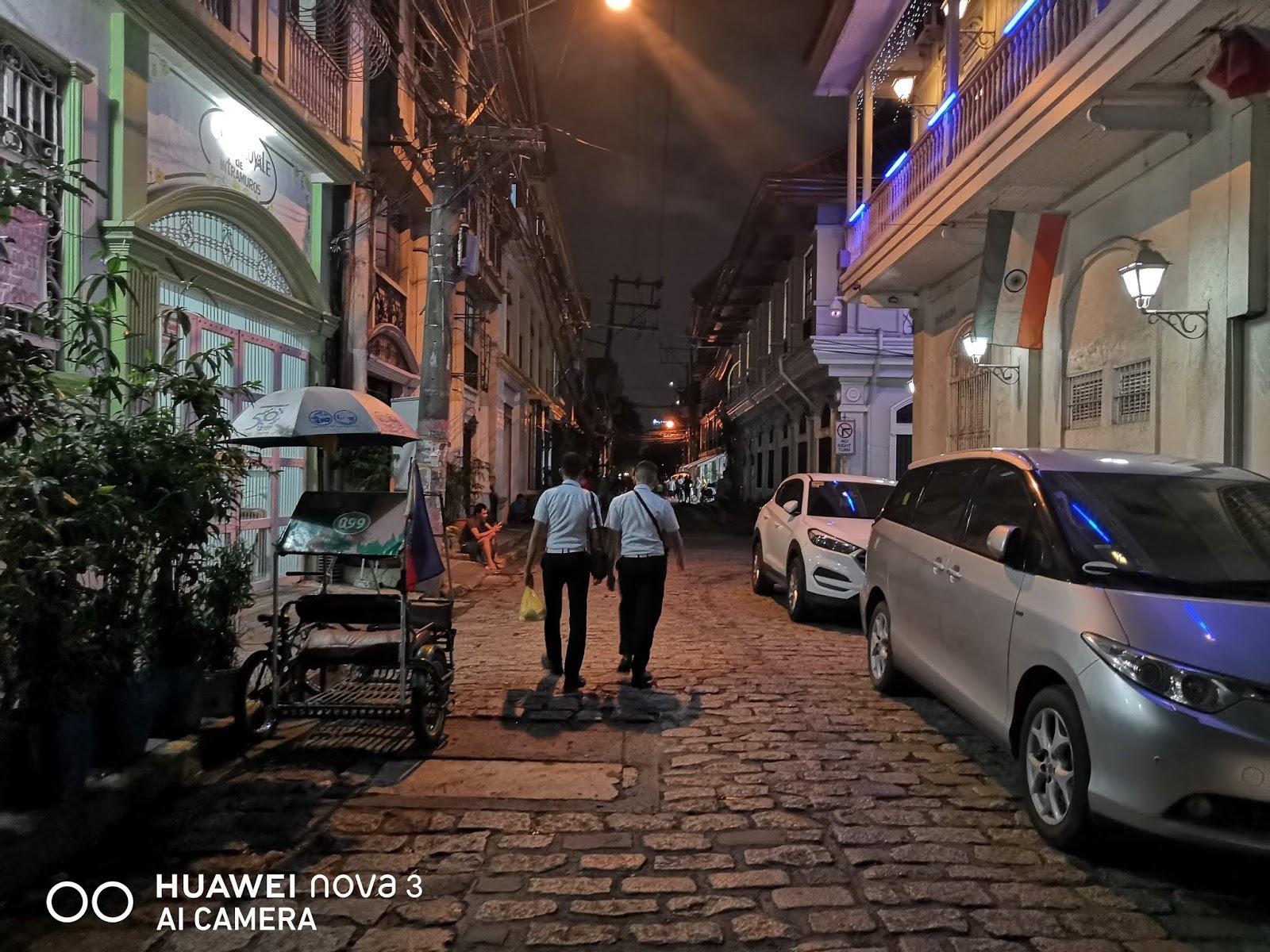 Huawei Nova 3 Sample Low Light Capture