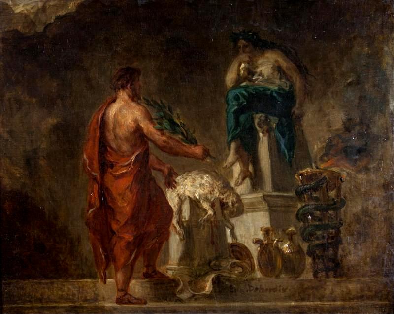 Στο Άδυτο των Ελληνικών Μαντείων