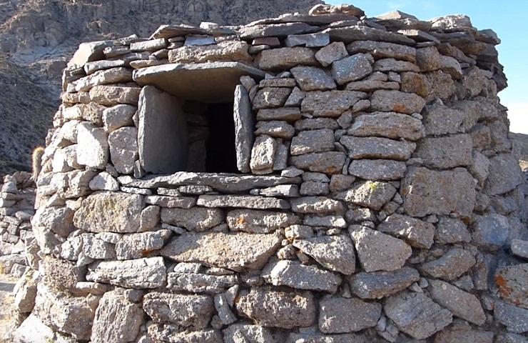 destinos turisticos de oruro bolivia ciudadela de alcaya