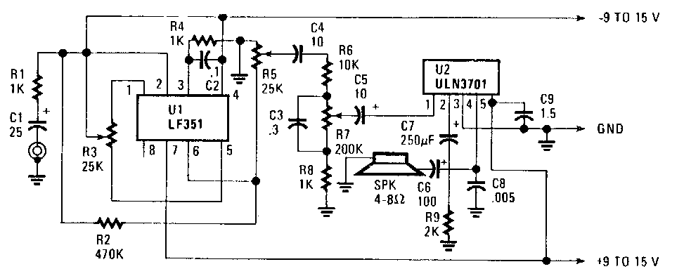may 2013 electronic circuit diagrams schematics