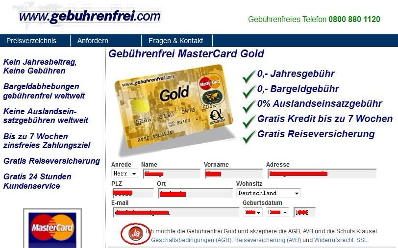 Advanzia Bank Sa Postfach 4108 D 54231 Trier