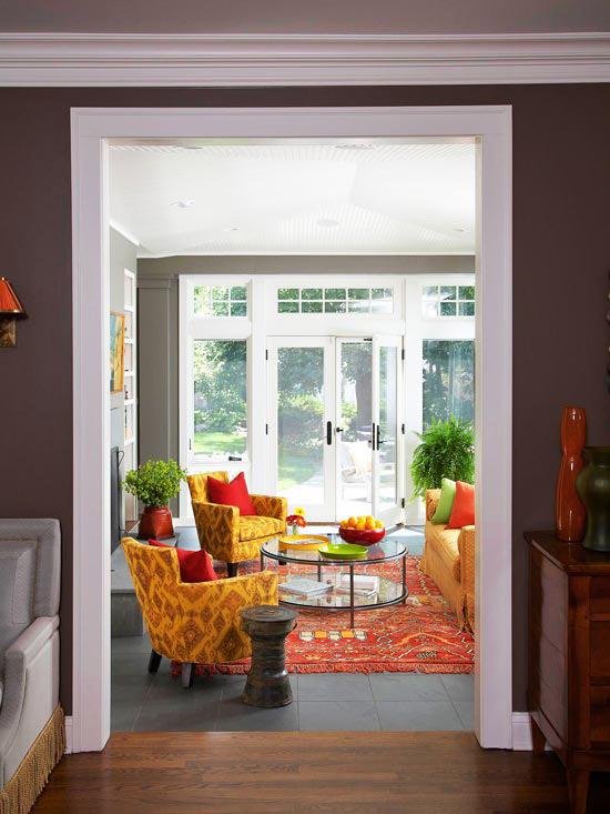 Vered Rosen Design: Gray is the New Beige