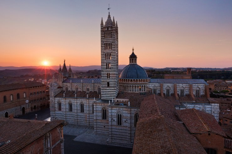4. Siena, Italy - Top 10 Medieval Towns in the World