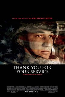 Sinopsis Film Thank You for Your Service (2017)