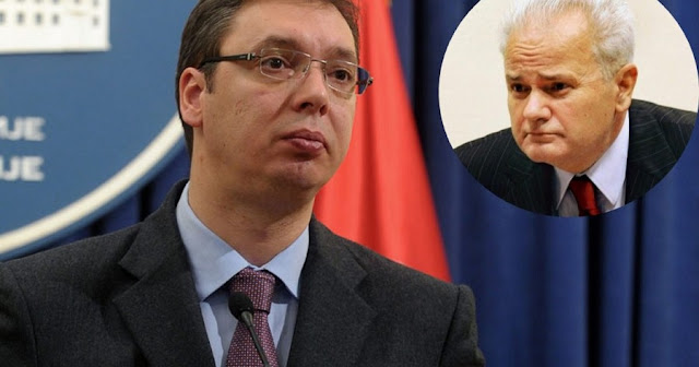 Vucic and Milloshevic
