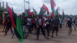 BSS Commanders dare Buhari: You can't arrest Kanu