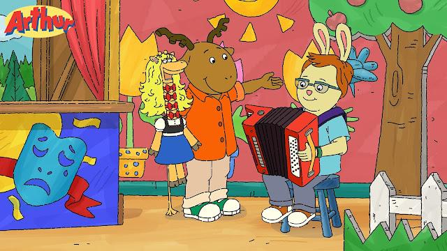 Arthur Autism Episode