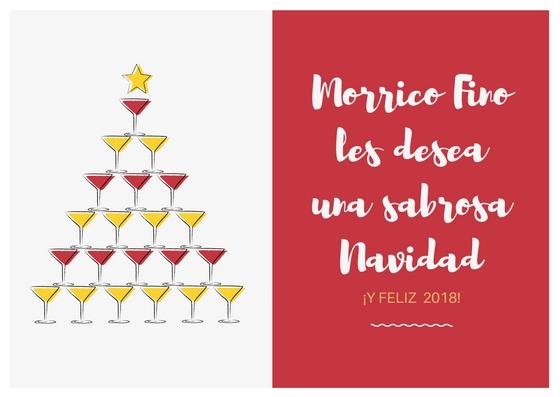 Felicitación Navidad 2017 - Morrico Fino