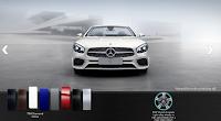 Mercedes SL 400 2016 màu Trắng Diamond 799