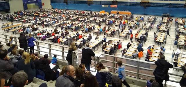 Στο Δήμο Φυλής  χτυπάει η καρδιά του Μαθητικού Σκάκι Αττικής