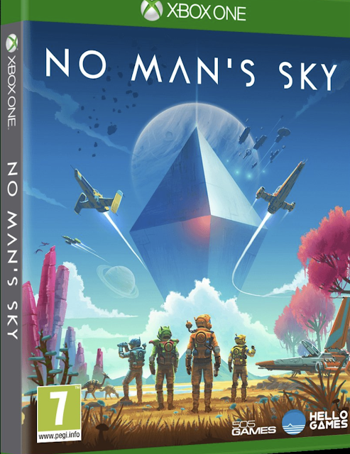 Imagen de No Man's Sky nos hace soñar con el multijugador