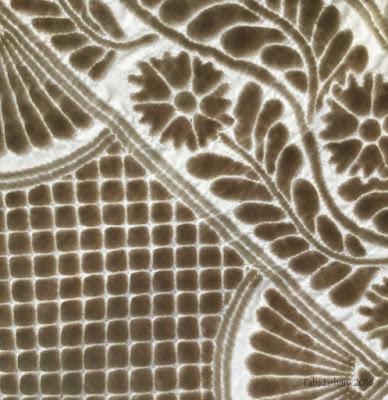 Boutis panel  - detail