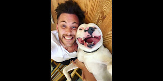 Diggy is a happy, well balance dog that deserves to keep his forever loving home.  Say no to BSl