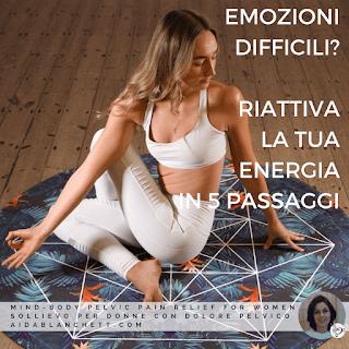 Emozioni Difficili? Riattiva La tua Energia In 5 passaggi & Ricevi I Messaggi (Saggi)!
