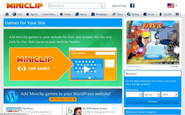 Cara Memasang Game Online Di Blog Gratis Keren Terbaru