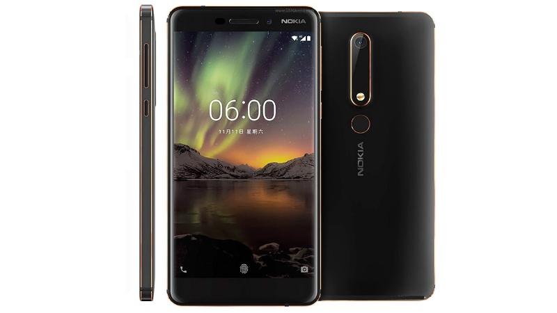 Nokia 6 2018 price in bangladesh
