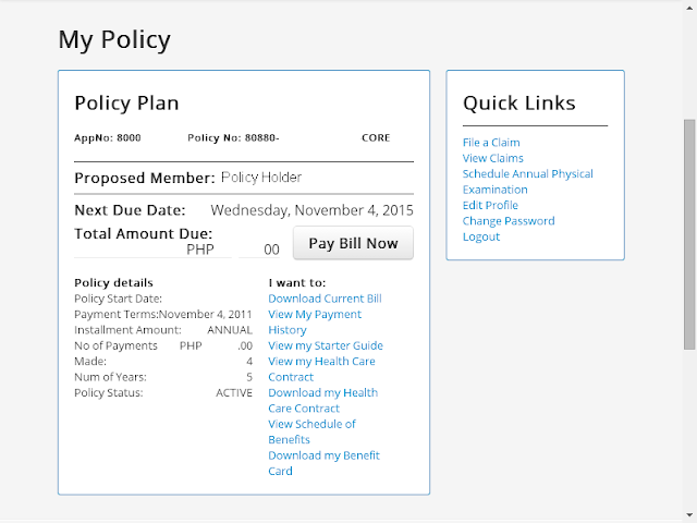Kaiser Online Policy Management System Useful Links