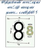 Sitthargal kaatiya 8 vadiva nadai payirchi,udal arokiyam tips, Udal nalam, udal nalam kurippugal, udal nalam tips,