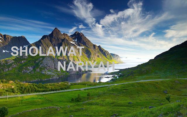 Bacaan Shalawat Nariyah
