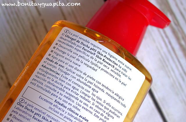Eucerin pH5 Skin-Protection Oleogel de ducha