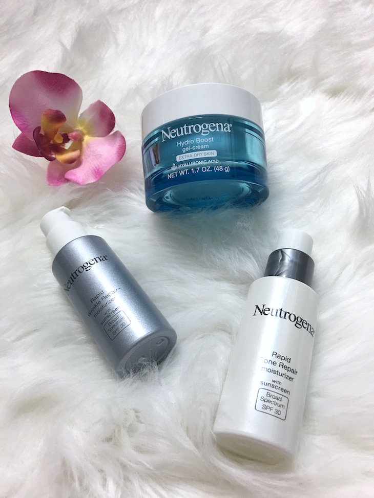 Skincare-Regimen-For-Dry-And-Acne-Prone-Skin-With-Neutrogena-PielSanaEsBella-Vivi-Brizuela-PinkOrchidMakeup
