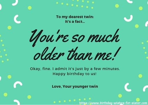 170+ Beautiful Happy Birthday Quotes for Sister   Sister Will Love it