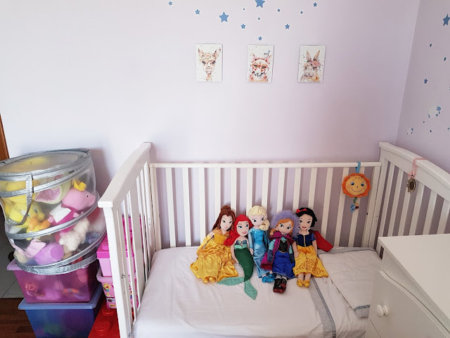 Come reinventare la cameretta dei bambini per il nuovo nato