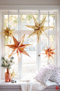 Ideas for Christmas decoration, economic Christmas decoration, easy ideas, stars, ornaments, festive, christmas, dining, lounge, children's room, lighting, Christmas light.christmas lights, x-mas, decor,