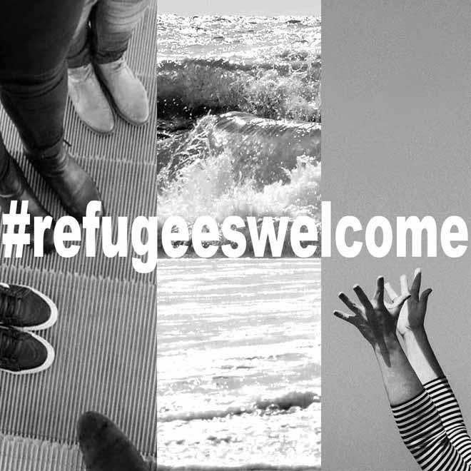 Refugees Welcome, 1000 mal willkommen, Flüchtlinge, Flüchtlingskrise, Integration, Heimat