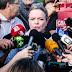 Ação contra Gleisi por vídeo em defesa de Lula é protocolada na PGR