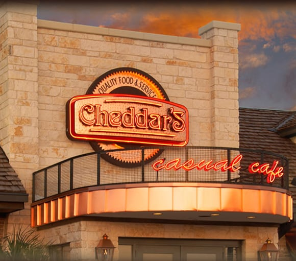 Darden reveals information breach at Cheddar's restaurants