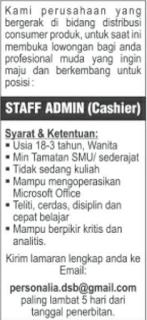 Staff Admin