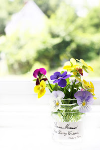 Love pansies
