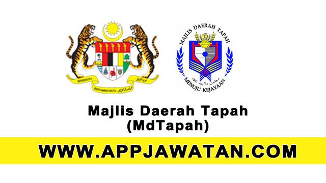 Majlis Daerah Tapah (MdTapah)