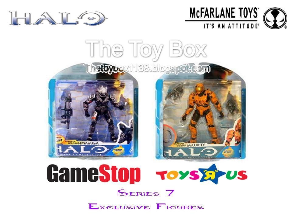 Halo (3): Series 7-8 (McFarlane Toys)